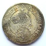 Талер 1701 р. Зальцбург, фото №5