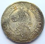 Талер 1701 р. Зальцбург, фото №2