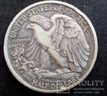 1/2 доллара 1943, фото №2