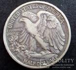 1/2 доллара 1943, фото №3