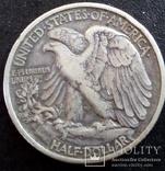 1/2 доллара 1943, фото №5