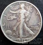 1/2 доллара 1943, фото №6