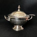 Посуда для вторых блюд, серебрение на бронзе, Англия, фото №2