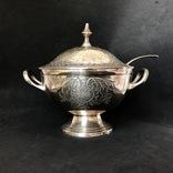 Посуда для вторых блюд, серебрение на бронзе, Англия, фото №7