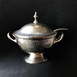 Посуда для вторых блюд, серебрение на бронзе, Англия, фото №8