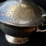 Посуда для вторых блюд, серебрение на бронзе, Англия, фото №9