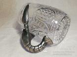 Пивной бокал - кружка с раком, и ваза хрусталь для раков, фото №9