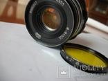 Объектив индустар-61 лд м-39 светофильтр, фото №2