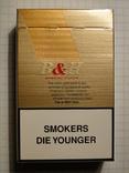Сигареты BENSON & HEDGES фото 2