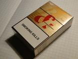 Сигареты BENSON & HEDGES фото 7