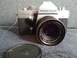 Фотоаппарат PRAKTIKA с объективом, фото №2