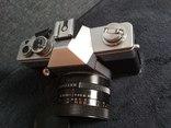 Фотоаппарат PRAKTIKA с объективом, фото №4