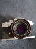 Фотоаппарат PRAKTIKA с объективом, фото №6