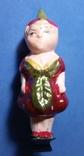 Ёлочная игрушка на прищепке, фото №3