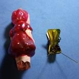 Ёлочная игрушка на прищепке, фото №12