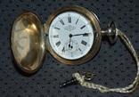 Часы Qualite Boutte серебро 84 проба крупные 121 грамм, фото №2
