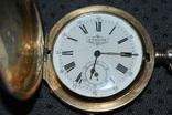 Часы Qualite Boutte серебро 84 проба крупные 121 грамм, фото №6