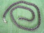 Цепочка серебро 925 ( 27 гр. ) Украина, фото №5