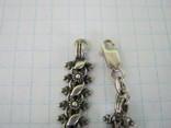 Цепочка серебро 925 ( 27 гр. ) Украина, фото №13