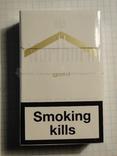 Сигареты Marlboro GOLD для Канады
