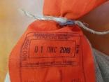 1 копейка Украина Правексбанк 2000 монет в опломбированном банковском мешке фото 6