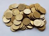 1 гривна Украины 1332 шт(Копилка)., фото №2