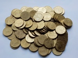 1 гривна Украины 1332 шт(Копилка)., фото №5