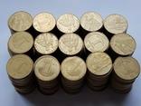 1 гривна Украины 1332 шт(Копилка)., фото №8