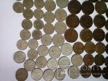Монеты СССР после реформы 193шт, фото №6