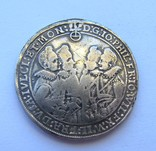 Талер 1614 р. Саксонія-Альтенбург, фото №3