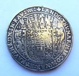 Талер 1614 р. Саксонія-Альтенбург, фото №6