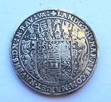 Талер 1614 р. Саксонія-Альтенбург, фото №7
