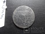 1/6 талера 1766 В серебро (С.5.5), фото №5