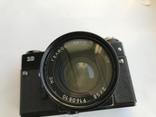 Об'єктив Гелиос 44-3 , Фотоапарат Зенит 10 + Кофр, фото №13