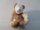 Елочная игрушка СССР медведь 1920 - 1930 гг, фото №8