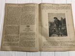 1884 Барышня-крестьянка, журнал без цензуры Лучь, фото №7