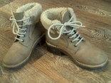Landrover - фирменные ботинки разм. 40, фото №2
