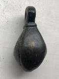 Кистень КР 10 век , украшенный, бронза, фото №10