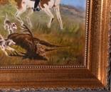 Картина Охота H. Sembol Европа, фото №4