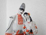 Фигурка ''Левко и Оксана'' Киев 1с., фото №3