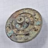 Провинциальная фибула Рима ( 1-3 века нашей эры ), фото №2