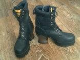Riverstone - фирменные кожаные ботинки разм 41., фото №2
