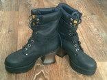 Riverstone - фирменные кожаные ботинки разм 41., фото №3