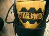 Riverstone - фирменные кожаные ботинки разм 41., фото №5