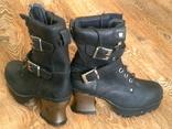 Riverstone - фирменные кожаные ботинки разм 41., фото №6