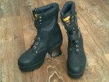 Riverstone - фирменные кожаные ботинки разм 41., фото №7