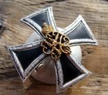 Знак Лейб-гвардии Егерский полк, фото №4