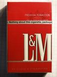 Сигареты LM USA оригинал фото 2