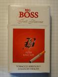 Сигареты BIG BOSS
