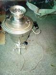 Электросамовар 1992 год, рабочий, на 3 литра, фото №7